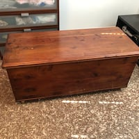 Vintage Jacob Bloom cedar chest Rockville, 20852