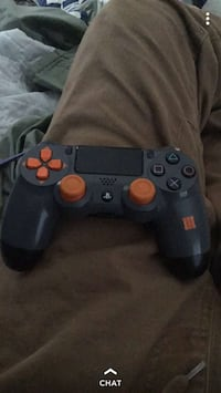 Black ops 3 edition ps4 controller. Works perfect, however I got an xbox for Christmas. Willing to negotiate Dartmouth, B3A 4A1
