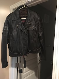 HEIN GERICKE STREETLINE HIGHWAY 46 STREET BIKE LEATHER JACKET. Sherwood Park, T8B 1N1