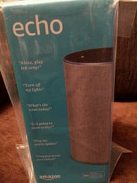 Amazon Echo speaker Whitby, L1N 0J5