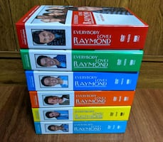 Everybody Loves Raymond DVD's