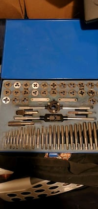 TAP AND DIE SET Edmonton, T5H 0M4