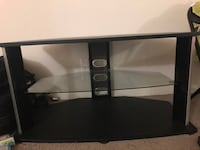 black and gray TV stand Fremont, 94538