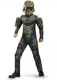 Boys halo costume Lancaster, 93534