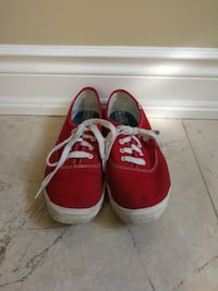 KEDS Red Low Rise  null