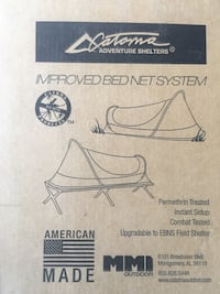 Catoma tent (never used) Leesville, 71446