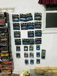 assorted die-cast car collection Charleston, 25309