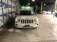 2008 Jeep Patriot (Part out or Whole sale) Mississauga