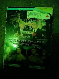 Wrestlemaina 23 dvd  Wetumpka, 36092