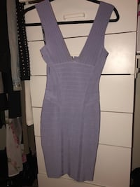 Women's purple sleeveless dress xxs Dollard-des-Ormeaux, H9A 2P7
