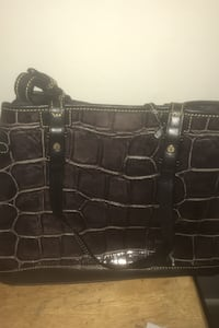 Dooney & Bourke gator leather tote (need gone ) Huntsville, 35802