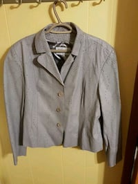 Guillaume lilac leather jacket 1x London, N6J 3P9