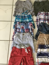 assorted-color shorts lot Charlotte, 28273