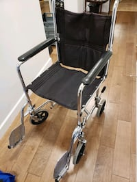 TRANSPORT WHEEL CHAIR