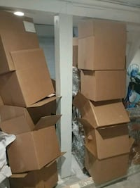 Boxes for moving or storage