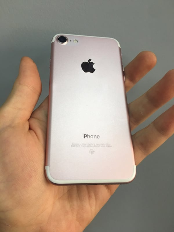 İphone 7 Rose 128GB 1