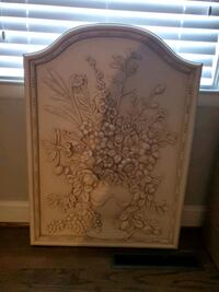 Large Decorative Relief Wall Hanging Lutherville-Timonium, 21093