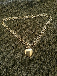 Heart necklace  987 mi