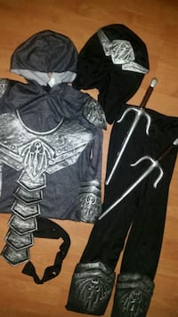 Youth ninja costume Abbotsford, V2T 3K5