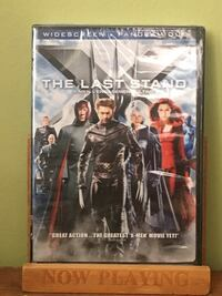 X-Men The Last Stand DVD case Toronto, M1X 1V8