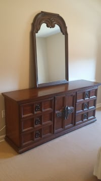 Bedroom Furniture Set BURKE