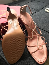 Size 9 hand made leather sole Brazilian shoes never been worn Hialeah, 33012