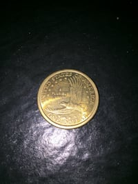American one dollar coin