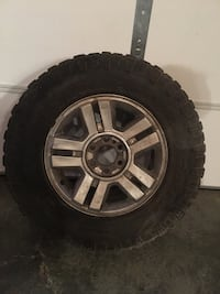2004-09 Ford F-150 wheels Edmonton