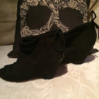 Wedge Faux Suede Wedge 9 Toronto, M5H