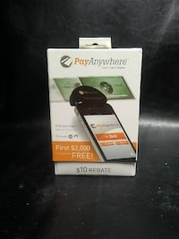 Pay Anywhere labeled box Windsor, 80550