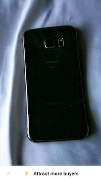 black Samsung Galaxy S6 Lakeland, 33810