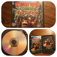 Donkey Kong Country Returns for Wii Rocklin, 95677
