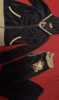 Juicy couture tracksuit  Toronto, M6S 4W6