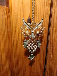 Long owl necklace Wichita, 67208