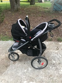 Graco Modes Jogger Click Connect Travel System Charlotte