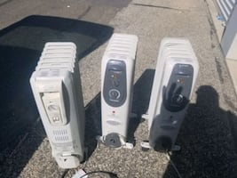 Heaters, 1 for $40. All for $65