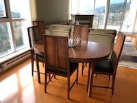 Mid Century Dining Room Suite 3725 km