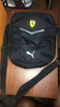 black and gray Air Jordan backpack Bethesda, 20814