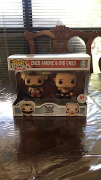 POP. WWE collectible.