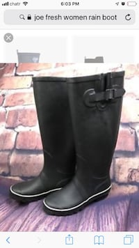 Women boot very soft inside in very good condition side 9 Burnaby, V5H 3B7