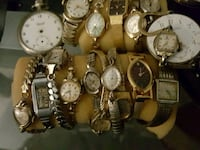 Vintage pocket watches and ladies watches Surrey, V3S 3V9