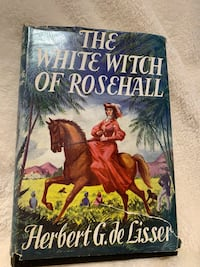 The White Witch of Rosehall book