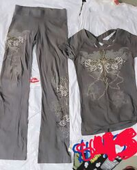 two black and gray pants Louisville, 40272