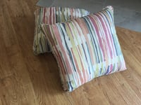 Sofa Pillows New By Cindy Crawford both for only $10.00