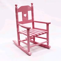 Kids Rocking chair classic wooden rocker kids playroom stylish rocker