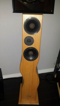 Hand crafted M.A.S. audiophile  speakers  Baden, N3A 1A1