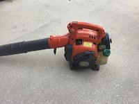 red and black leaf blower Cape Coral, 33914