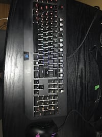 Razer keyboard and mouse Vaughan, L4L 9J4