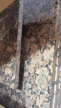 brown and black marble surface Pickering, L1V 7B3