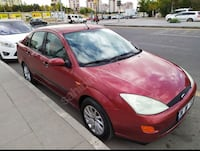 2002 Ford Focus OTOMATİK VİTES Sincan